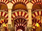 La mezquita de Córdoba a poco mas de 15 minutos