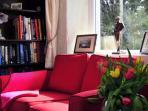 Angelsey holiday cottage - lounge sleeping 6