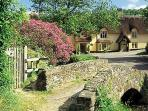 Picturesque village - Exmoor
