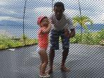 The Korovesi trampoline