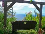 Hamakua Hideaway Cliffhouse Love Swing