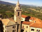 Gualdo, the village
