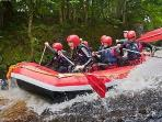 A day of adventure at the National White Water Centre