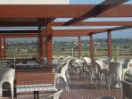 Babylon's outside pool bar/cafe/ restaurant offers a friendly service and great dining