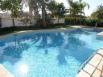 Pool 1 and landscaped gardens