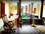 The Artistic Lobby