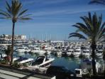 Duquesa Marina - brim full of boats, but also bars, restaurants and night life