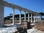 Roman Ruins at Minturno