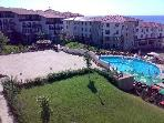 Lovely pool and sea views