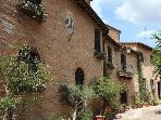 Street in Sarnano