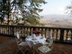 Panoramic Terrace, good for dinners and dance.