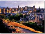 Edinburgh - 'Athens of the North.'