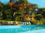 Casa Chalet UBA' with Pool in the Park 9 beds