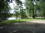 Village Fishing Lake and Play Area