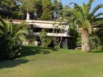Beachfront Oasis Villa at Elani Halkidiki