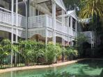 Relax by the Pool at Pandanus Cottage