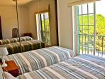 Bedroom 2 - 1st floor (with 2 single bed)