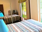 Bedroom 3 - ground floor (with double bed)