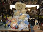 Lots of Bears and their friends