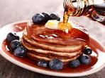 All you can eat! Maple syrup, Mmm!