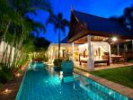 Quaint Luxury Beachfront Villa