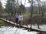 Our Family on the Maury River