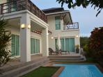 Special offer!!! Luxurious Pool Villa - Seaview