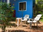 Garden where your family can enjoy Sun