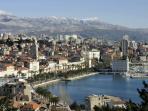 SPLIT - the city of UNESCO
