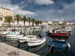 old town port SPLIT