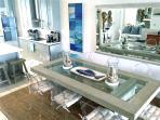 Dinning Room + Kitchen