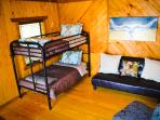Bedroom #2 (upper cabin)