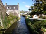 Lonlay village 1