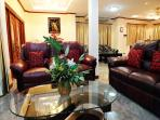 Fully Air Conditioned Villa, Lounge & Bedrooms