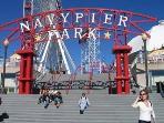 2bd/2ba Location! Location! Navy Pier Mag Mile!