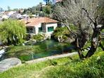 River spring Anços (2 km house)