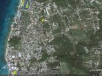 Google Earth snap
