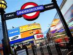Close to 3 tube stations: Goodge Street, Tottenham Court Road & Oxford Circus