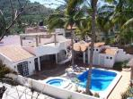 Pacific Oceanfront Private Villa Pool Jacuzzi WiFi