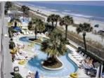Luxury Myrtle Beach Condo with Access to Indoor Water Park and Tiki Bar