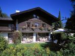Haus Hart - Apartment Zugspitze