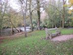 Parc-des-Iles - a lovely place to have a picnic!