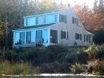Shorefront Cottage, Round Pond Harbor, Maine