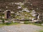 Place of pilgrimage at Mamor Gap Urris