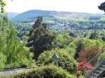 Peebles from Venlaw Hill