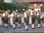 Scheffau village evening, every Thursday, music, drink, local food & crafts