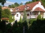 villa in Sighisoara the pearl of Transylvania