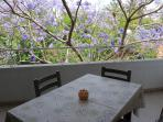 Kitchen / Sitting Room Balcony