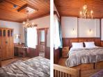 Bedroom- Blue P & R Suite 1890
