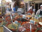 Marche Provencal  - Antibes famous Open Air market